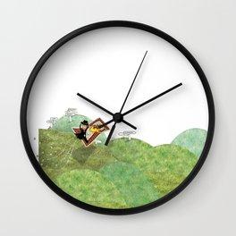 Fernando Pessoa Wall Clock