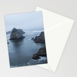 Between Dawn and Sunrise at Arch Rock Picnic Area, No. 2 Stationery Cards