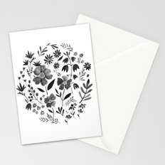 GARDEN GRAY Stationery Cards