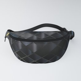 Glass Square 3 Fanny Pack
