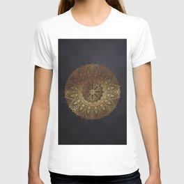 -A27- Original Heritage Moroccan Islamic Geometric Artwork. T-shirt