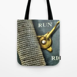 Abstract Automotive Tote Bag