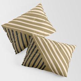Dorm abstract line Pillow Sham