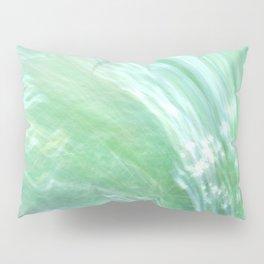 Abstract swirls photograph Pillow Sham