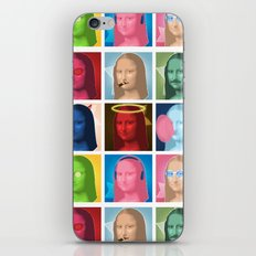 Marilyn Lisa iPhone & iPod Skin