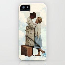 Cloud Couple iPhone Case