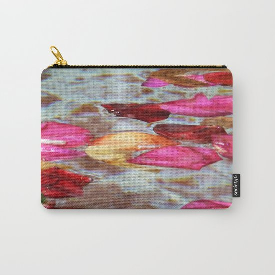Whishing Fountain Carry-All Pouch