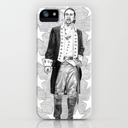 Just You Wait iPhone Case