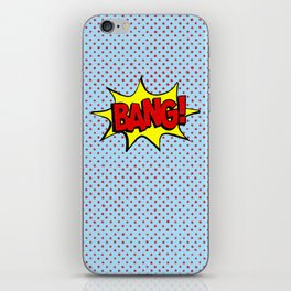 Bang! iPhone Skin