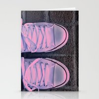 converse Stationery Cards featuring Converse by KING CHRISTOPHER