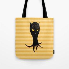 Jaguar Squid Tote Bag