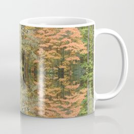 Autumnal Pattern Coffee Mug