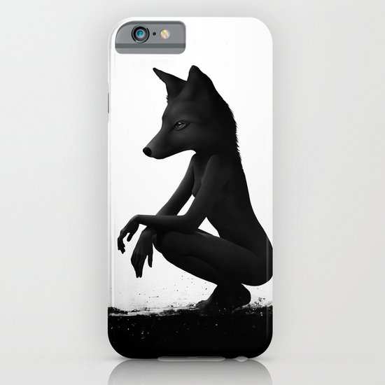 The Silent Wild iPhone & iPod Case