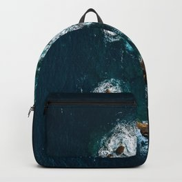 Sea Smile - Ocean Photography Backpack