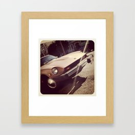 zx 280 Framed Art Print
