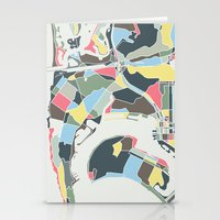 san diego Stationery Cards featuring San Diego by Studio Tesouro