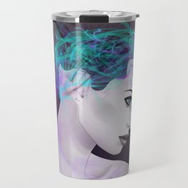 Assimilate the Body, Free the Mind Travel Mug