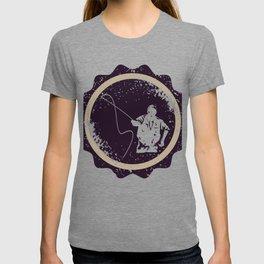 Fly Fishing Dad T-shirt T-shirt