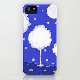moon iPhone Case