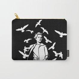 Melanie Daniels got her lovebirds. Carry-All Pouch