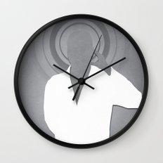 psychiatry Wall Clock