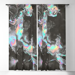 SPACE & TIME Blackout Curtain