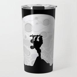 Skater Moon Travel Mug