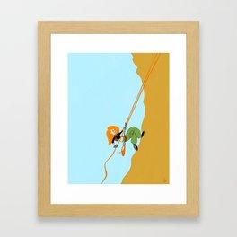 Kim Possible Framed Art Print