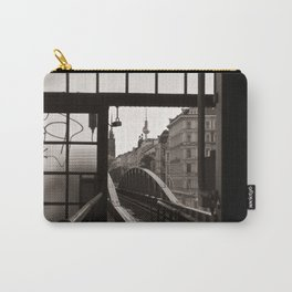 BERLIN TELETOWER - urban landscape Carry-All Pouch