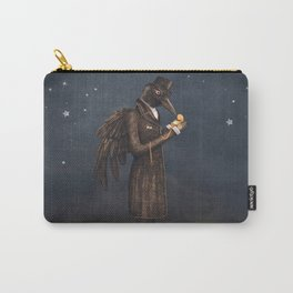 Even miracles take a little time. Carry-All Pouch