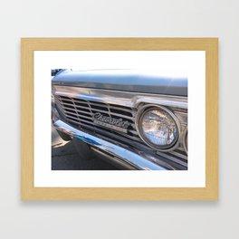 Chevrolet Impala SS Framed Art Print