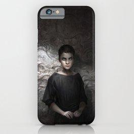 The Bone Carver iPhone Case