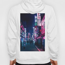 Nocturnal Alley Hoody