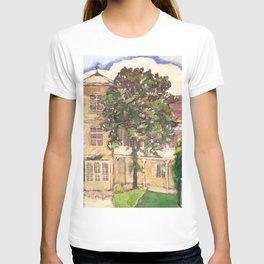 """Koloman (Kolo) Moser """"Flowering chestnut tree"""" T-shirt"""