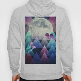Sleeping Forest Hoody