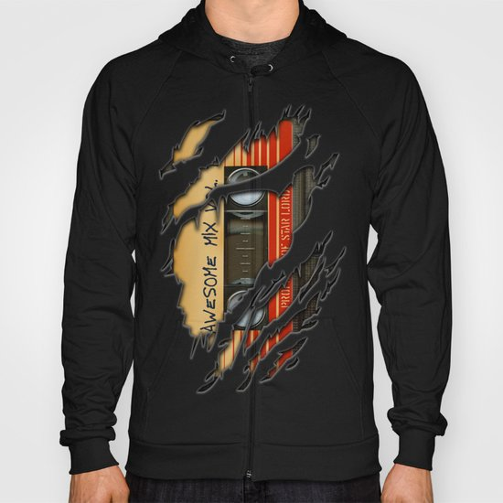 Awesome transparent mix cassette tape volume 1 iPhone 4 4s 5 5c 6, pillow case, mugs and tshirt Hoody