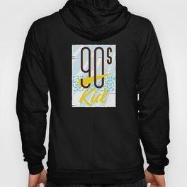 90s Kid Party Retro Design Hoody