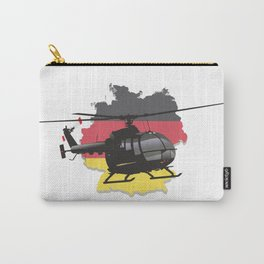 German Black Helicopter Carry-All Pouch