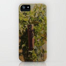 Grape Vines iPhone Case