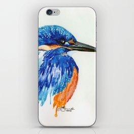 Kingfisher iPhone Skin