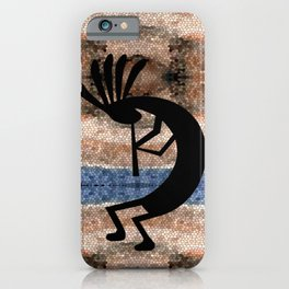 Kokopelli Southwest Desert iPhone Case