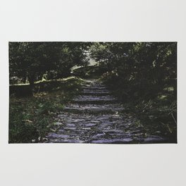 Wander - Nature Photography Rug