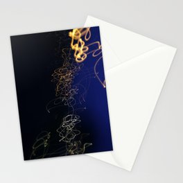 Light Paint 3 Stationery Cards