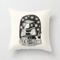 'Lantern' Throw Pillow