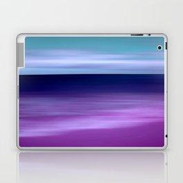 purple beach XI Laptop & iPad Skin