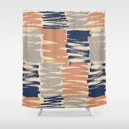 Ghastly Gust Shower Curtain