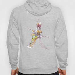 One thousand papercuts Hoody