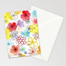 Summergarden Stationery Cards