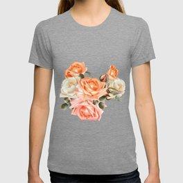 Modern Victorian Roses T-shirt