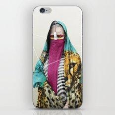Not a Sound iPhone Skin